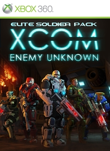 Xbox Live DLC Elite Soldier Pack для Xcom Enemy Unknown