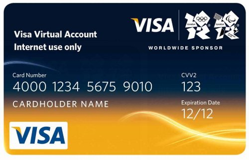 1.07 $ Visa Virtual (RUS BANK) Vypiska.Skidki.