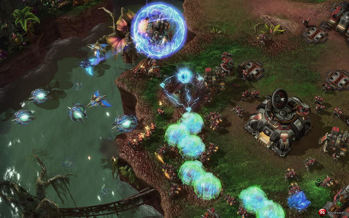 StarCraft 2:Heart of the Swarm(SC2 HOTS) + ПОДАРКИ ВСЕМ