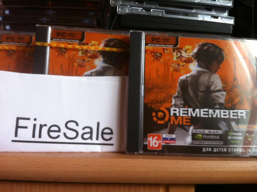 Remember me (steam) - DISCOUNTS - GIFT