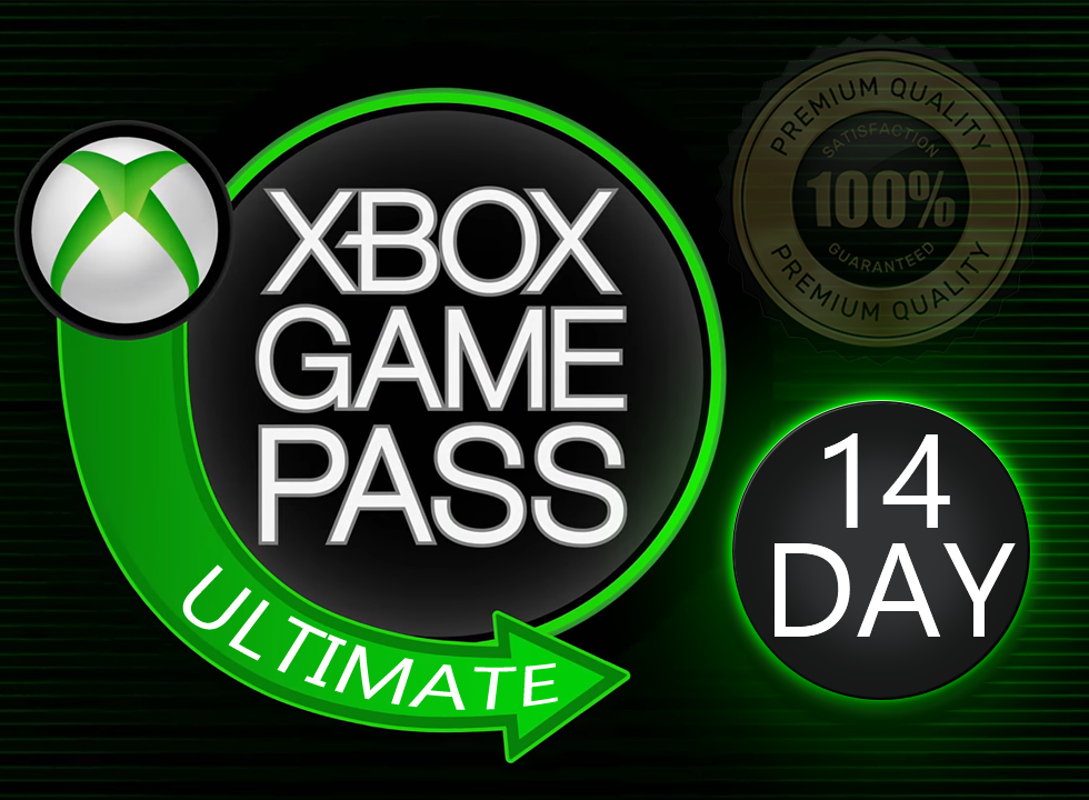 🔑🔥XBOX GAME PASS UTLIMATE – 14DAYS+STACKABLE,GLOBAL🔑