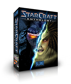 STARCRAFT + BROOD WAR / BATTLE.NET / REGION FREE / MULT