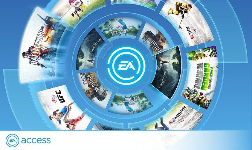 EA ACCESS XBOX ONE 1  MONTH RU/EU/US (REGION FREE)