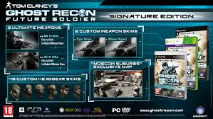 Ghost Recon: Future Soldier Signature Edition Reg Free