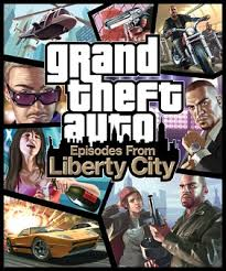 GTA: Episodes from Liberty City Region Free (not Steam)