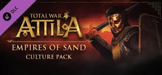 TOTAL WAR: ATTILA DLC Empires of Sand Culture Pack RU