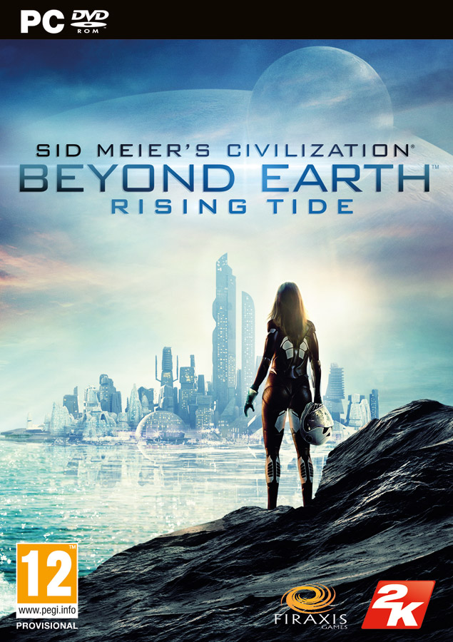 CIVILIZATION: BEYOND EARTH DLC RISING TIDE RUS STEAM