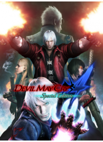 DEVIL MAY CRY 4 SPECIAL EDITION RU / STEAM KEY