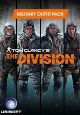 TOM CLANCYS THE DIVISION - DLC MILITARY OUTFIT REG FREE