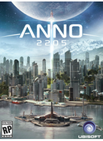 ANNO 2205 / UPLAY / REGION FREE / MULTILANGUAGE