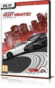 NEED FOR SPEED MOST WANTED LIMITED EDITION RegFREE MULT
