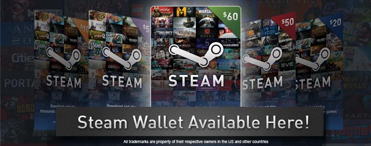 Купить STEAM WALLET GIFT CARD 2.5$ GLOBAL BUT NO ARGENTINA и скачать