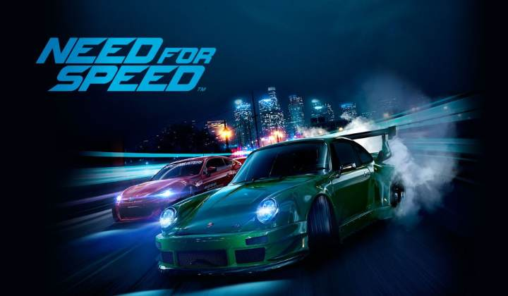 NEED FOR SPEED 2016 / REGION FREE / MULTILANGUAGE