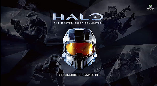 HALO: THE MASTER CHIEF COLLECTION XBOX ONE REGION FREE