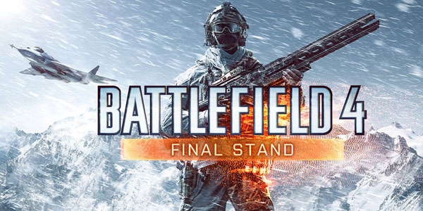 BATTLEFIELD 4: FINAL STAND (DLC) REGION FREE MULTILANGS