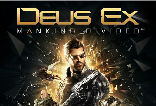 DEUS EX: MANKIND DIVIDED / REGION FREE / MULTI / STEAM