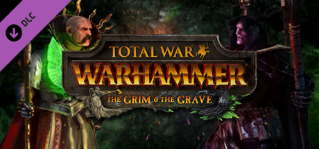 TOTAL WAR: WARHAMMER - DLC THE GRIM AND THE GRAVE - RU