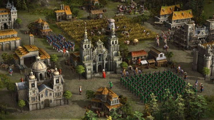 COSSACKS 3 / REGION FREE / MULTILANGUAGE / STEAM