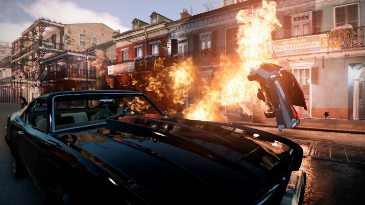 MAFIA III + DLC FAMILY KICK / STEAM / REGION FREE