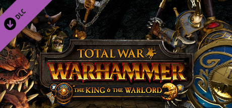 TOTAL WAR: WARHAMMER - DLC THE KING AND THE WARLORD RU