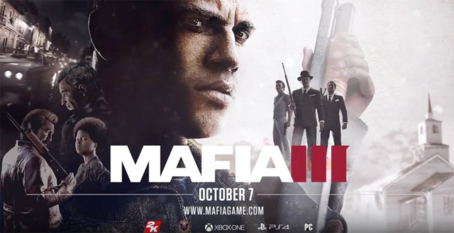 MAFIA III + DLC FAMILY KICK / STEAM / RU-CIS