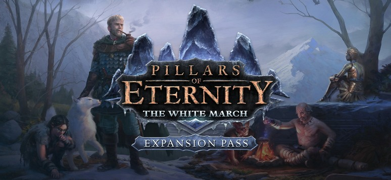 PILLARS OF ETERNITY - DLC MARCH I+II / RU-CIS / STEAM