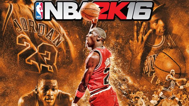 NBA 2K16 - MICHAEL JORDAN EDITION / RU-CIS / STEAM