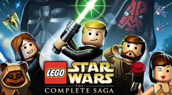 LEGO Star Wars: The Complete Saga / RU Region / STEAM