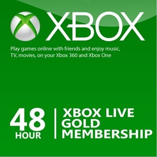 XBOX LIVE TRIAL 48 HOURS WORLDWIDE - ONLY NEW ACCOUNTS