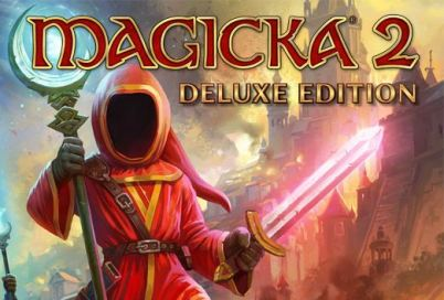 MAGICKA 2 DELUXE EDITION / RU-CIS / STEAM CD-KEY