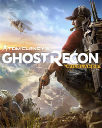 TOM CLANCY'S GHOST RECON WILDLANDS / RU-CIS / UPLAY