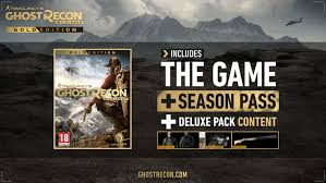 GHOST RECON WILDLANDS GOLD EDITION / RU-CIS / UPLAY