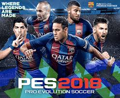 PRO EVOLUTION SOCCER 2018 / ROW / MULTILANGUAGE / STEAM
