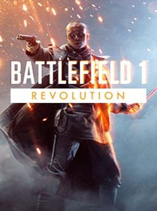 BATTLEFIELD 1 REVOLUTION ED. / MULTILANG / REGION FREE