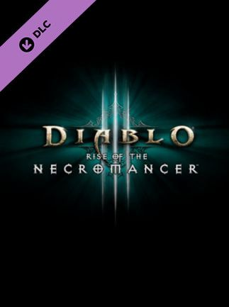 DIABLO 3 RISE OF THE NECROMANCER PACK EU/RU/US MULTILAN