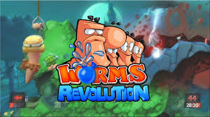 Worms Revolution / Steam / RU-CIS