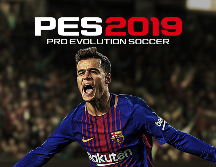 PRO EVOLUTION SOCCER 2019 / RU-CIS / STEAM