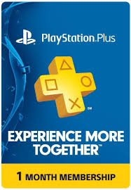 PLAYSTATION PLUS CARD 30 DAYS - ONLY RUSSIA ACCS