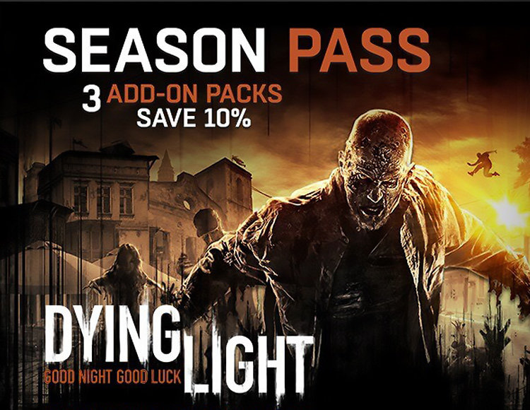 DYING LIGHT - DLC - SEASON PASS / RU-CIS / STEAM 2019