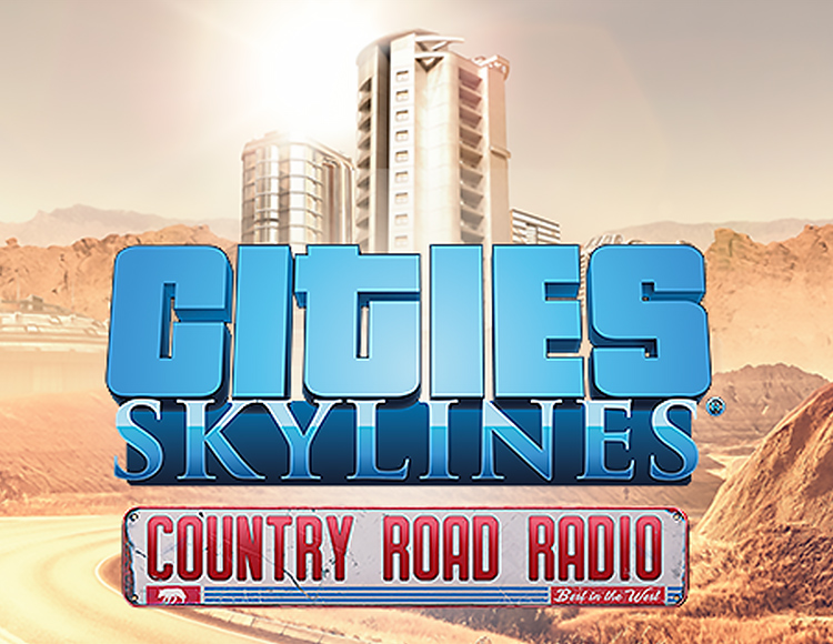 Cities: Skylines - DLC Country Road Radio RU-CIS STEAM