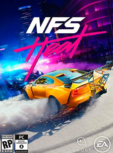 NEED FOR SPEED HEAT / RU-EN-PL / REGION FREE / ORIGIN