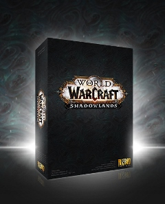 WORLD OF WARCRAFT: SHADOWLAND BASE EDITION - US/NA KEY