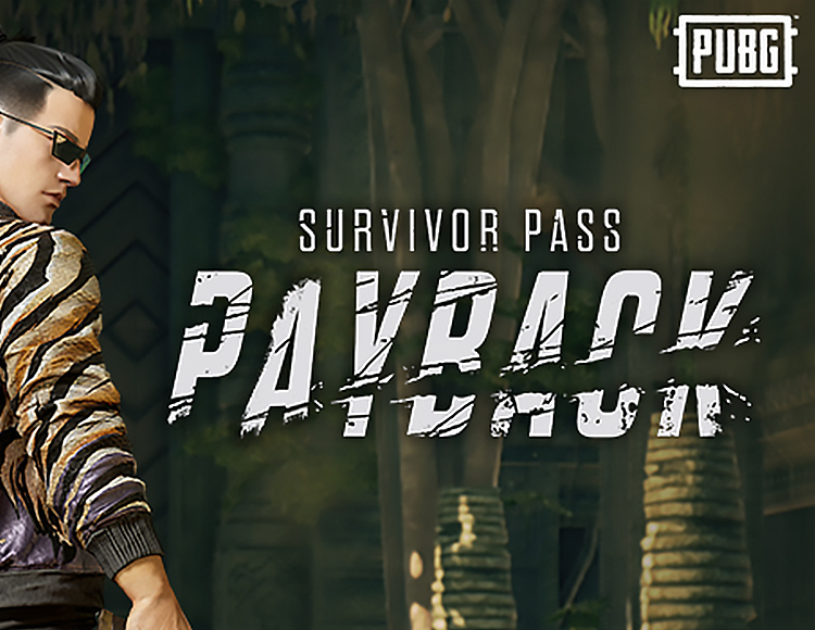 PLAYERUNKNOWN´S BATTLEGROUND - Survivor Pass: Payback