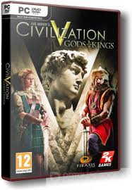 CIVILIZATION V (БОГИ И КОРОЛИ) GODS&KINGS RU CD-KEY
