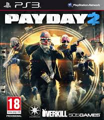 PAYDAY 2 STANDARD EDITION / REGION FREE / MULTILANGUAGE
