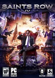 SAINTS ROW 4 IV RUS + DLC / STEAM / LICENSE KEY
