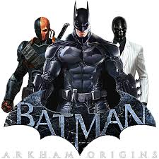 BATMAN: ARKHAM ORIGINS RU / STEAM