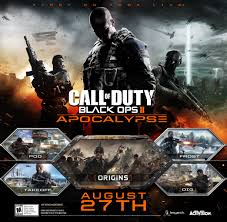 CALL OF DUTY: BLACK OPS 2 II APOCALYPSE (DLC 4)