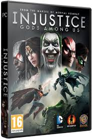 INJUSTICE: GODS AMONG US. ULTIMATE EDITION GLOBAL STEAM