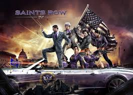 SAINTS ROW 4 IV complete edition RU STEAM LICENSE KEY